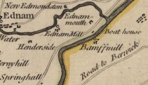 Map of Edenmouth 1770